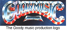 The Goody music production logo